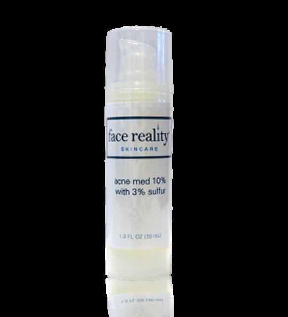 acne med 10 sulfur