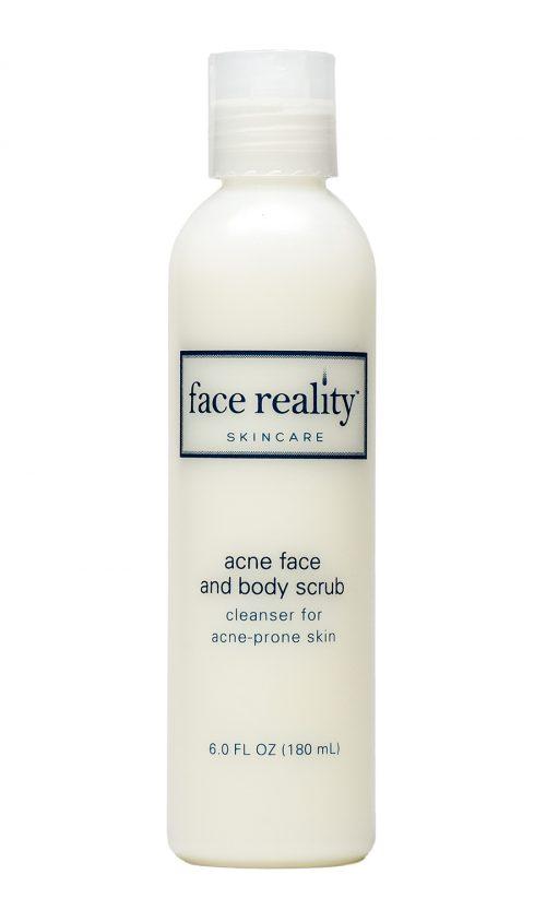 Face Reality Acne Scrub