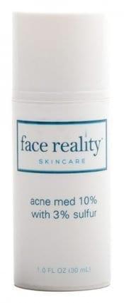 Acne Med 10% w/ 3% Sulfur