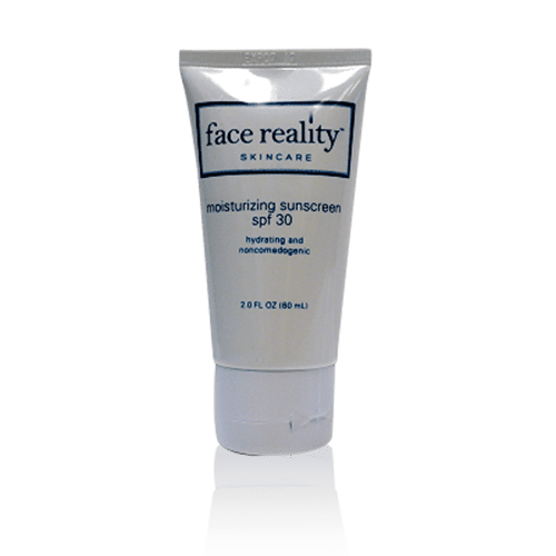 Face Reality Moisturizing Sunsreen SPF 30