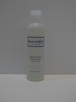 Face Reality Sensitive Skin Cleansing Gel