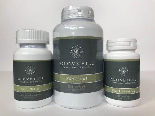 Clear Skin Trio