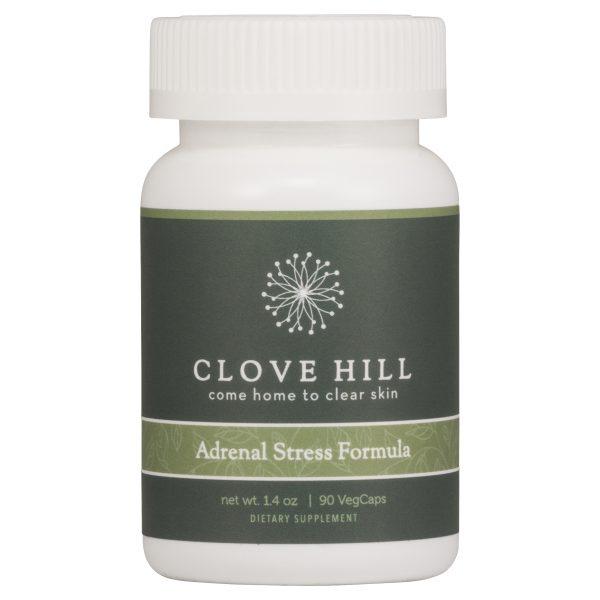 Adrenal Stress Formula for Hormonal Acne