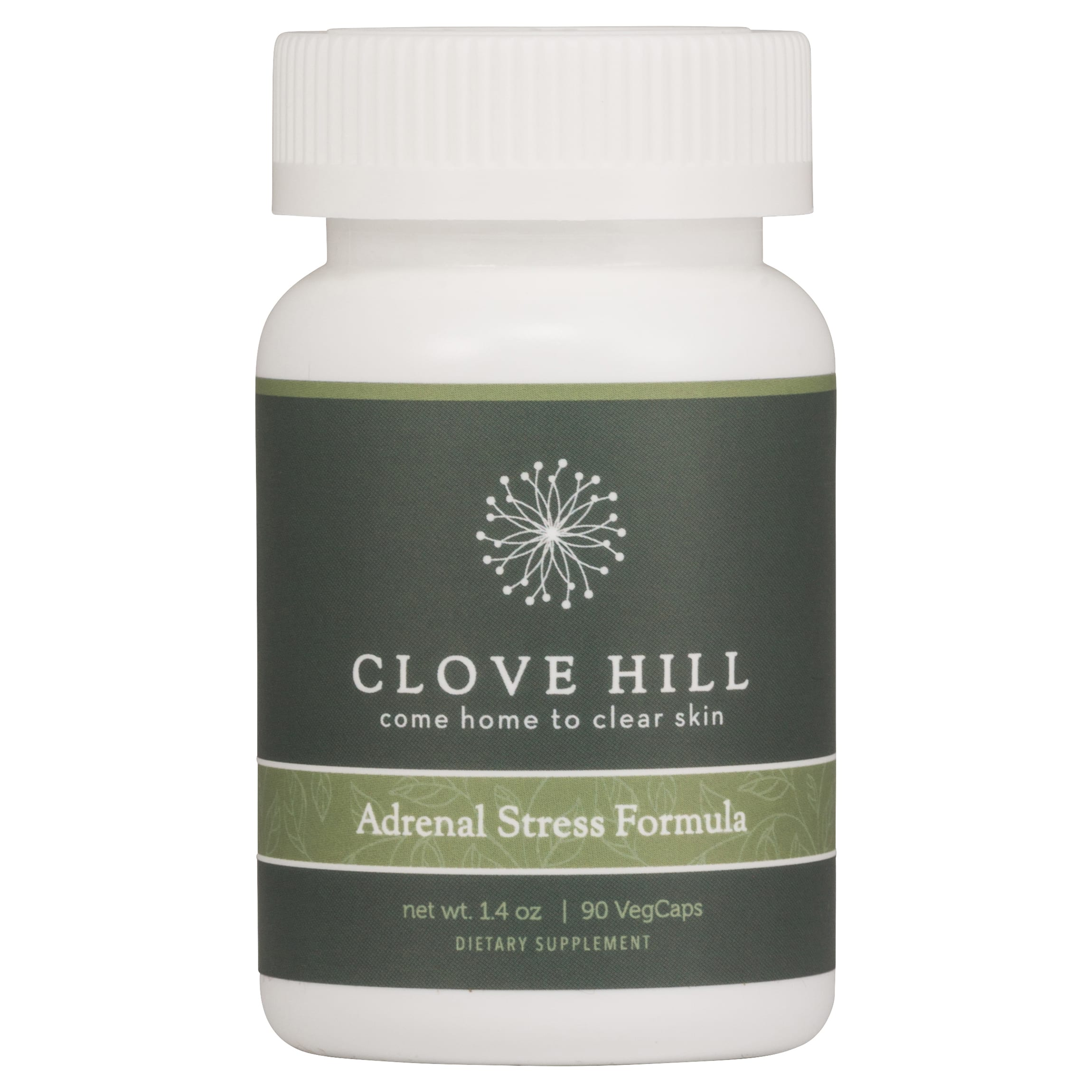 Adrenal Stress Formula for Hormonal Acne
