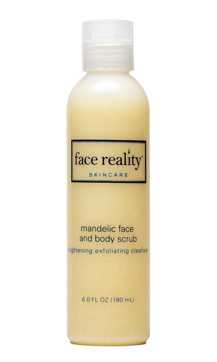 Face Reality Mandelic Scrub