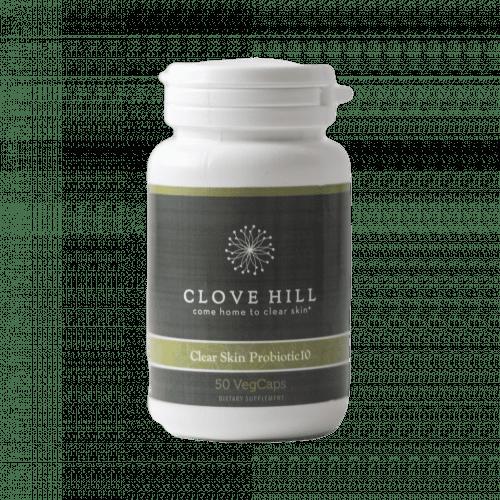 CLOVE HILL Clear Skin Probiotic-10