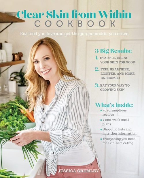 Clear Skin from Within Cookbook