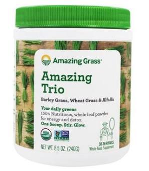 Amazing Greens Trio