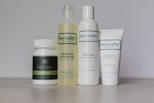 Pre-Teen Clear Skin Kit
