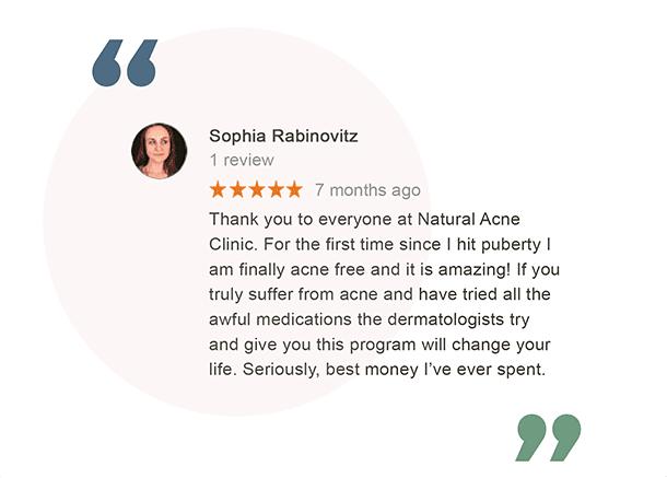 Sophia Rabinovitz review
