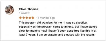 Olivia Thomas review